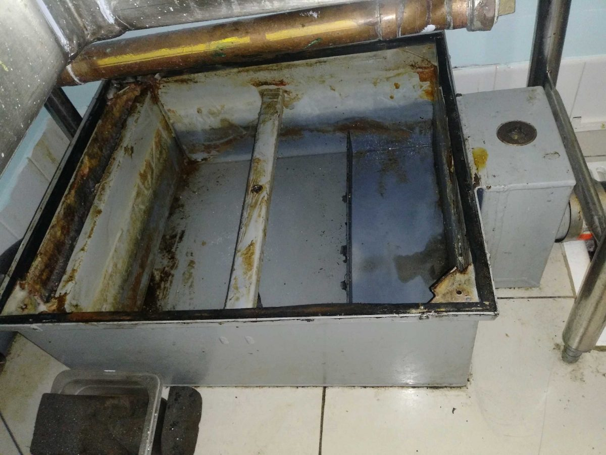 Grease Trap Service