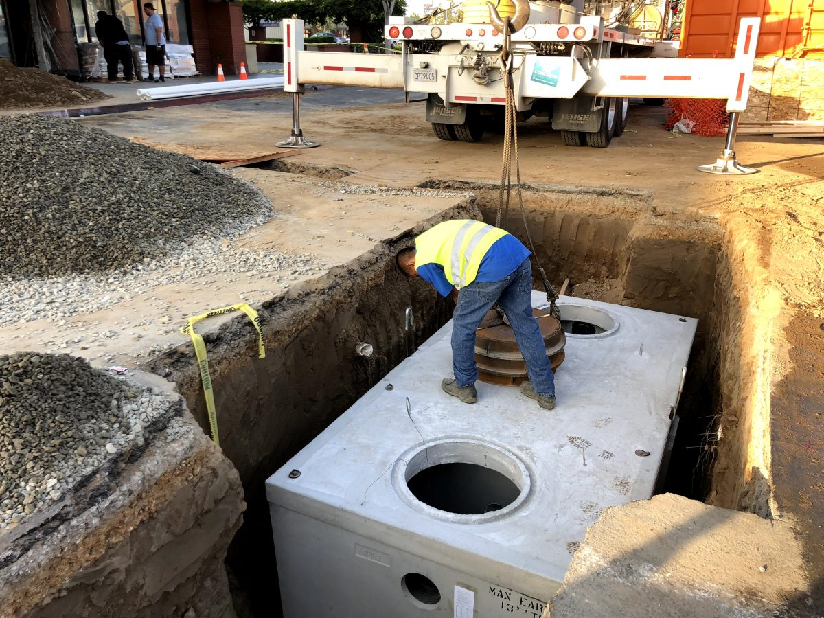 Grease Interceptor For Restaurant | Grease Trap Installation & Repair