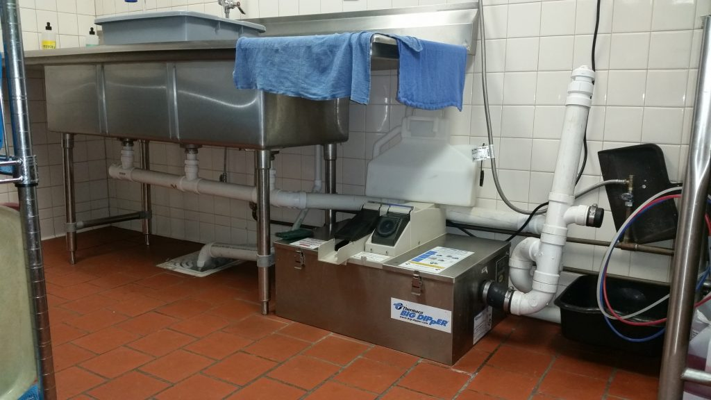 Grease Trap For Restaurants. Commercial kitchens are required to install and service their grease traps to stop grease and food waste from entering the sewer system.